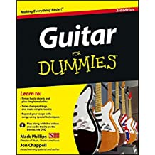 Guitar For Dummies: with DVD.