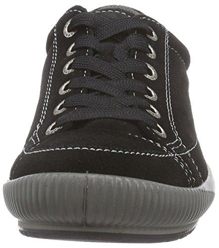 Legero Tanaro, Sneakers basses femme Noir - Noir (00)