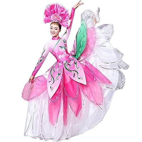 Espagne Costumes Images - Byjia Actrices De Danse Moderne Jouent Ouvertes