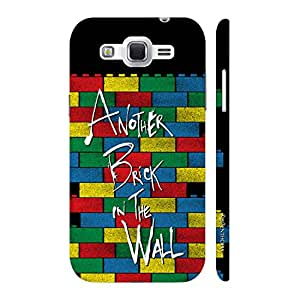 Enthopia Designer Hardshell Case Another Brick in the wall Back Cover for Samsung Galaxy J2 (2016)