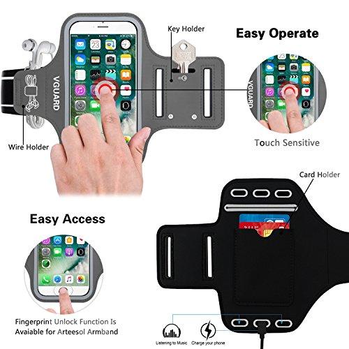 Zoom IMG-1 vguard fascia da braccio sportiva
