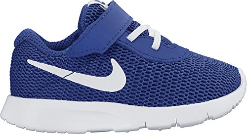 Nike  Tanjun (Tdv), Sneakers Basses mixte bébé Azul (Game Royal / White)