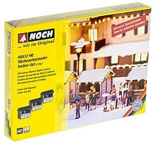 NOCH 66412 Paisaje parte y accesorio de juguet ferroviario - Partes y accesorios de juguetes ferroviarios (Paisaje, Cualquier marca, 27 mm, 34 mm, 3,8 cm, 3 pieza(s))