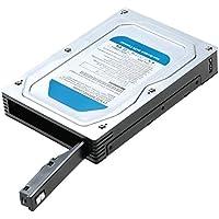 Dshot® in alluminio da 2,5pollici a 3,5pollici SATA Enclosure disco rigido SSD/HDD mobile rack Adattatore Docking Station