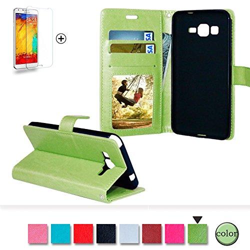 Samsung Galaxy Grand Prime G530 Funda [Regalos gratis protector de pantalla], Funyye...