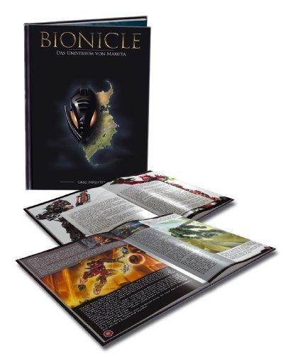 Bionicle Buch - Das Universum von Makuta (Lego Bionicle-bücher)