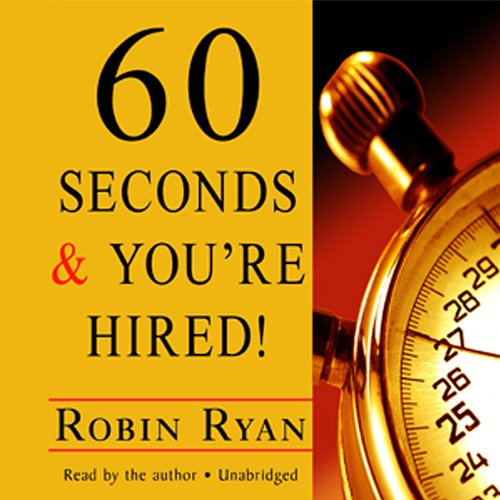 60 Seconds and You're Hired!  Audiolibri
