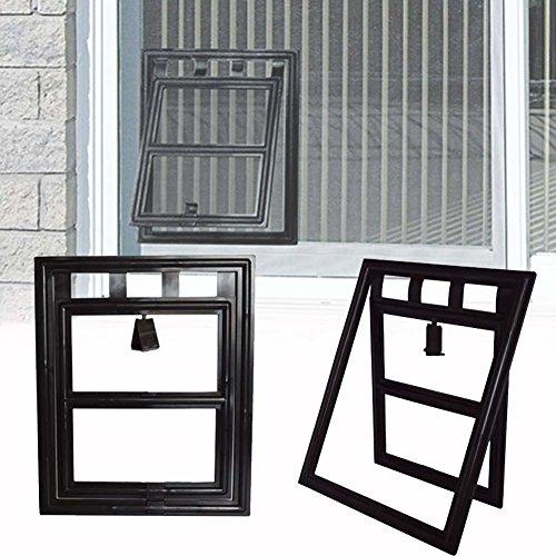 Preisvergleich Produktbild EMOTREE Katzentür Katzenklappe Insektenschutztür Fliegengitter Haustier Tür Fenster Gittertür
