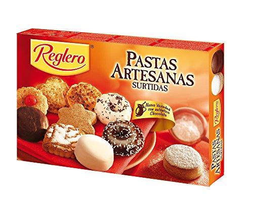 "Spanische Gebäckmischung / Pastas Artesanas surtidas \""Reglero\"" - 400 gr"