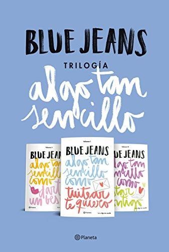 Trilogía Algo tan sencillo (pack) de [Blue Jeans]