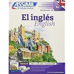 El Inglés. Con CD Audio formato MP3. Con 4 CD-Audio (Senza sforzo)