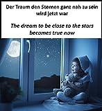 Paraboo 452 Leuchtsterne/Leuchtpunkte für deinen Sternenhimmel - selbstklebend und fluoreszierend Leuchtaufkleber, ohne Mond - 4