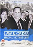 Law & Order: Special Victims Unit - Season 2 - Complete [2000] [DVD]
