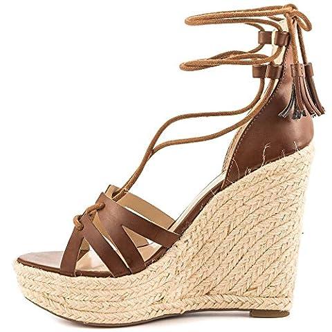 Guess , Sandales pour femme - bronze - marron moyen,