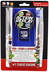 Action Replay Cheat-engine 2DS