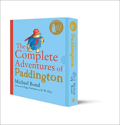 The Complete Adventures of Paddington por Michael Bond