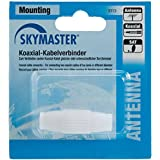 Skymaster Câble antenne AKV connecteur comprenant plastique blanc