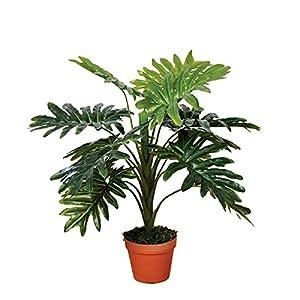 Planta artificial filodendro 70 cm altura, Catral 74010013