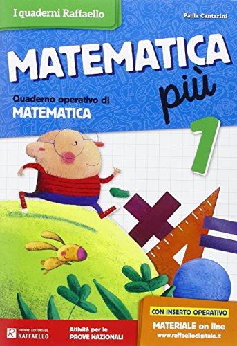 Matematica più. Per la Scuola elementare: 1