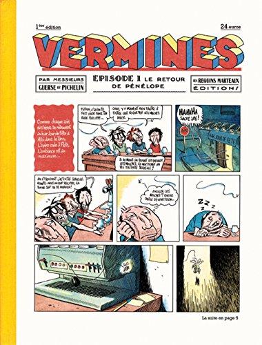 Vermines : Le retour de pénélope ; Vermines