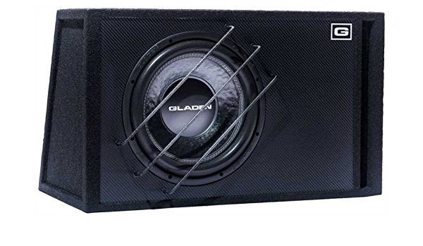 Gladen Sqx 12 Vb 30 Cm Bass Reflex Subwoofer Elektronik