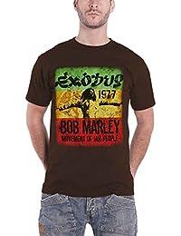 Bob Marley 'Exodus Movement Of Jah People' T-Shirt