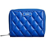 Tumi Montague Zip-around Small Wallet, Atlantic (Blue) - 014695