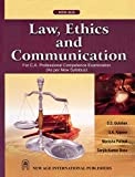 Law, Ethics and Communication: for C.A. Professional Competence Examination
