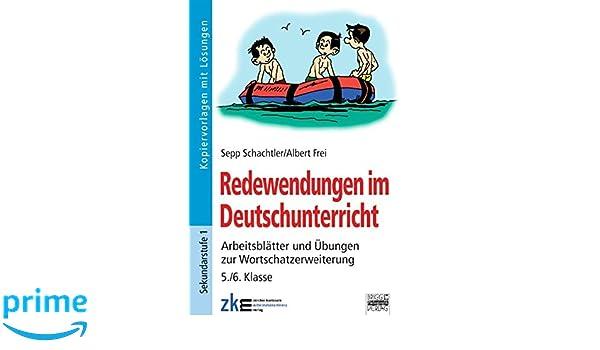 Brigg: Deutsch: Redewendungen im Deutschunterricht: Arbeitsblätter ...
