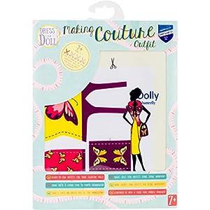 Dress Your Doll Accesorio para Muñeca, Multicolor, 31 x 24 x 1 cm