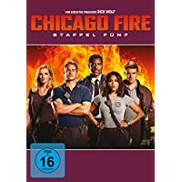 Chicago Fire - Staffel fünf