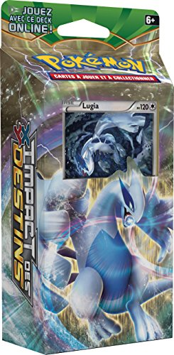Model Deck (Asmodee – poxy1001 – Starter Display Pokemon – XY – 10, Verschiedene Model)