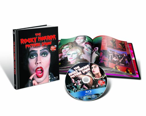 Click for larger image of Rocky Horror Picture Show [Blu-ray] [1975] [US Import]