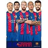 Grupo Erik Editores FC Barcelona Grupo Jugadores - Postal 2016/2017