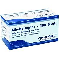 Dr. Junghans Medical 77012 Alkoholtupfer, 3 x 6, weiß preisvergleich bei billige-tabletten.eu