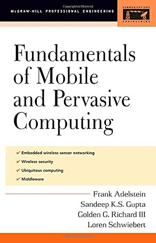 Mobile Computing: Essentials of Movable Data (McGraw-Hill Professional Engineering)