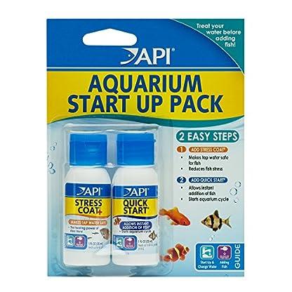 API AQUARIUM START UP PACK Water Conditioner 37 ml Bottle 2-Pack 1
