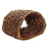 MagiDeal Hamster Tunnel Spielzeug Tunnel Schlafplatz Nest für Hamster Maus Meerschweinchen Chinchilla Eichhörnchen