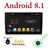 """Best Double-din Car Stereos - 10.1"""" Android 8.0 for Universal Upgraded Double din Review"""