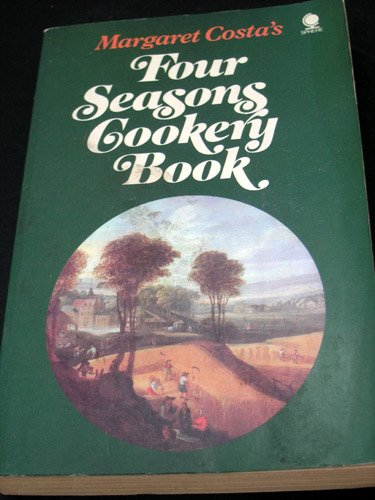 Four Seasons Cookery Book by Margaret Costa - 1960s Recipe Book