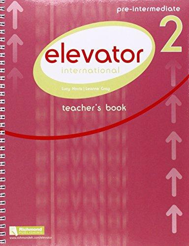 Elevator. Level 2. Teacher's book-Teacher's resource-Student's pack. Con CD Audio. Per le Scuole superiori: 3