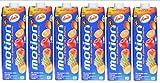 6x Motion Mehrfruchtsaft Mehrfruchtsaft 100% Mulitvitamin Saft 6L (je 1000ml) Amita + 2 Probiersachets aus Kreta Griechenland