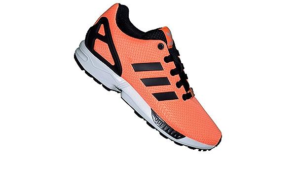 adidas - Basket Running - Femme - ZX Flux 01 M19388 - Orange Fluo ...