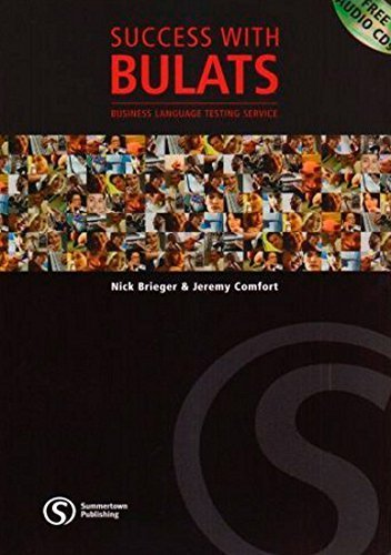 Success with BULATS by Nick Brieger (2006-03-13)
