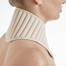 STAUDT Banda para el cuello (Uni) - contra el dolor de cuello y dolores de cabeza relacionados con el estrés (SomniShop la serie B 200)