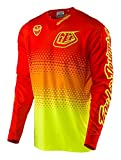 Troy Lee Designs Jersey SE Air Orange Gr. L
