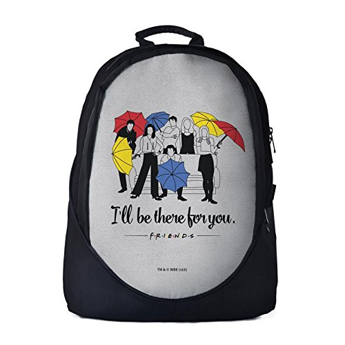 e3850910ceaf The Souled Store F.R.I.E.N.D.S  I ll Be There for You 30L School I Laptop