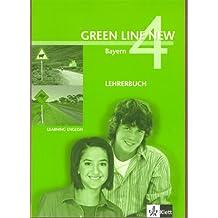Green Line New - Ausgabe Bayern. Begleitbuch für den Unterricht