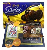 Chocolate Box Themed Love Greeting Card