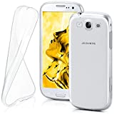 Samsung Galaxy S3 Hülle Silikon Transparent Klar [OneFlow Clear Back-Cover]